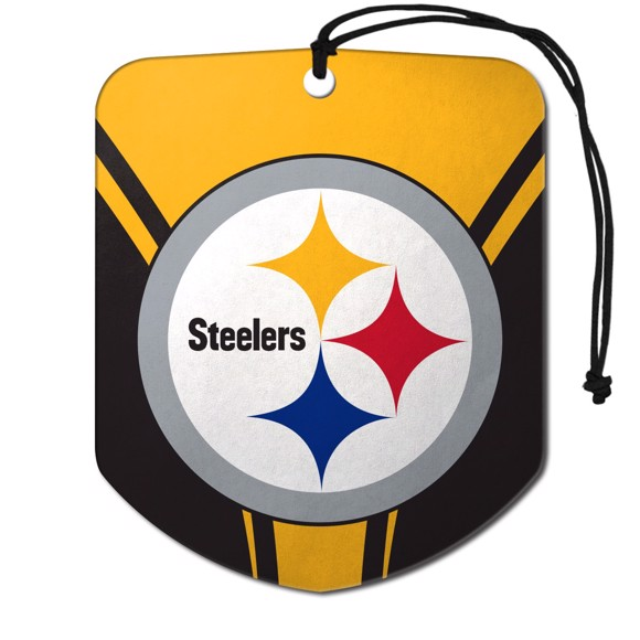 Picture of NFL - Pittsburgh Steelers Air Freshener 2-pk