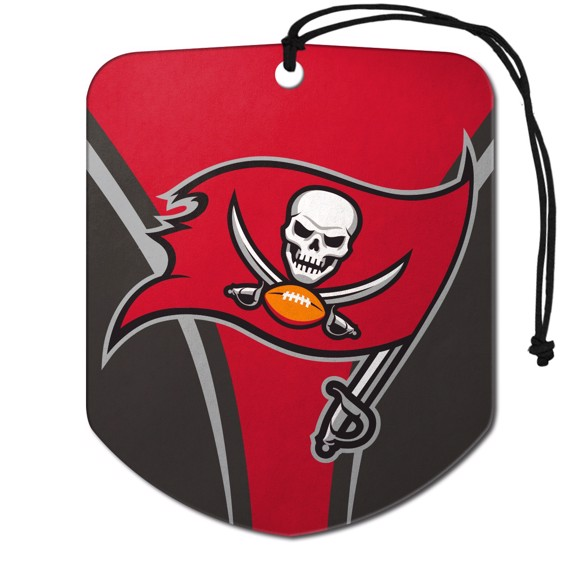 Picture of NFL - Tampa Bay Buccaneers Air Freshener 2-pk