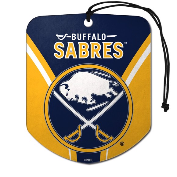 Picture of NHL - Buffalo Sabres Air Freshener 2-pk