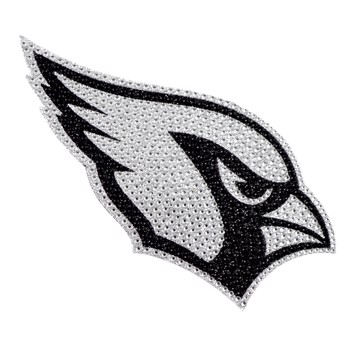 Picture of NFL - Arizona Cardinals Bling Decal