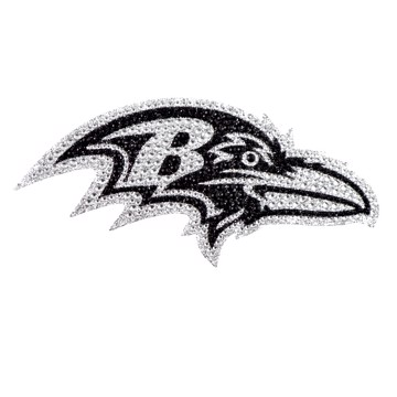 Picture of NFL - Baltimore Ravens Bling Decal