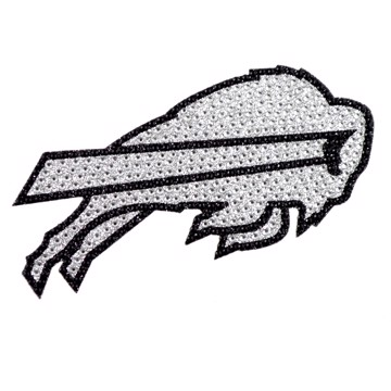 Picture of NFL - Buffalo Bills Bling Decal