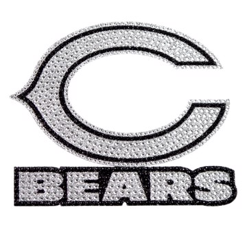Picture of NFL - Chicago Bears Bling Decal