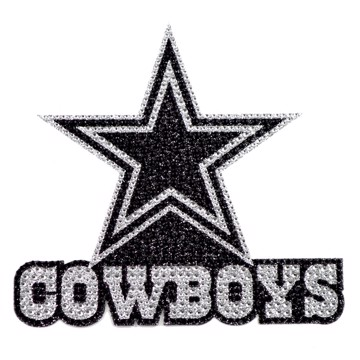 Picture of NFL - Dallas Cowboys Bling Decal