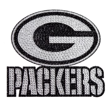 Picture of NFL - Green Bay Packers Bling Decal