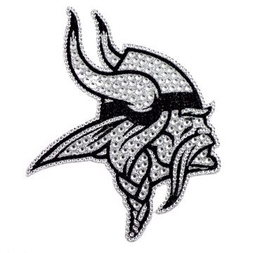 Picture of NFL - Minnesota Vikings Bling Decal