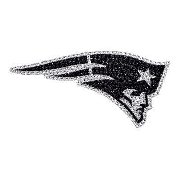 Picture of NFL - New England Patriots Bling Decal