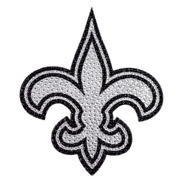 Picture of NFL - New Orleans Saints Bling Decal