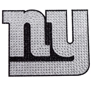 Picture of NFL - New York Giants Bling Decal