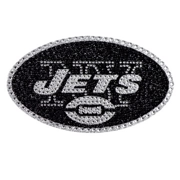 Picture of NFL - New York Jets Bling Decal