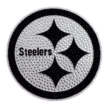 Picture of NFL - Pittsburgh Steelers Bling Decal