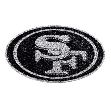 Picture of NFL - San Francisco 49ers Bling Decal
