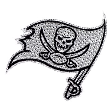 Picture of NFL - Tampa Bay Buccaneers Bling Decal