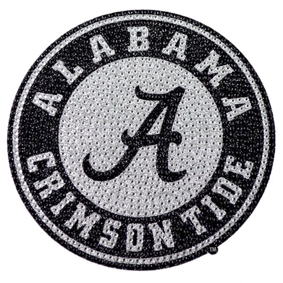 Picture of Alabama Bling Decal