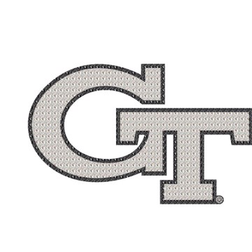 Picture of Georgia Tech Bling Decal