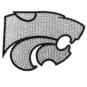Picture of Kansas State Bling Decal