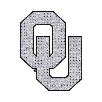 Picture of Oklahoma Bling Decal