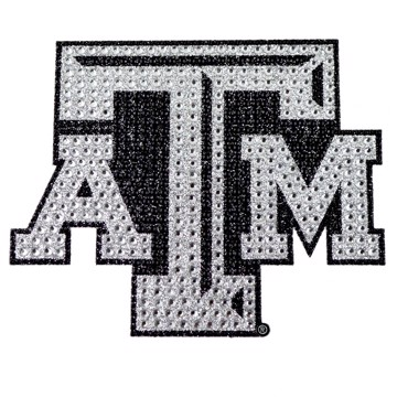 Picture of Texas A&M Bling Decal