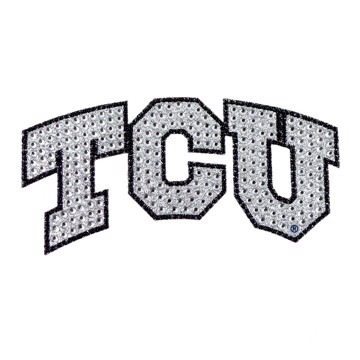 Picture of TCU Bling Decal