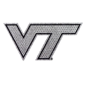 Picture of Virginia Tech Bling Decal
