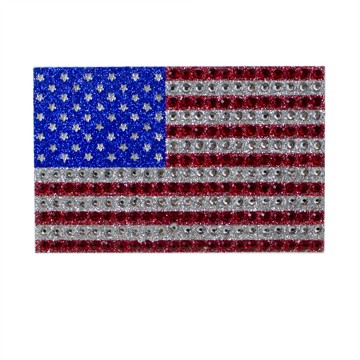 Picture of United States, USA Bling Decal