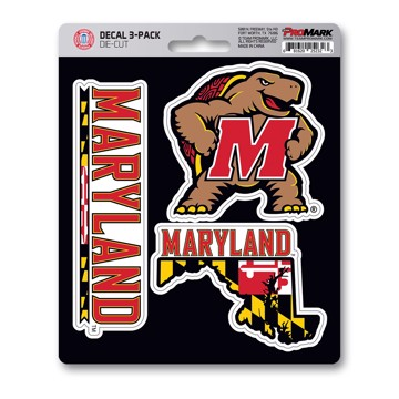 Picture of Maryland Decal 3-pk