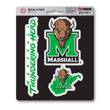 Picture of Marshall Decal 3-pk