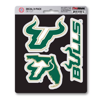 Picture of South Florida Decal 3-pk