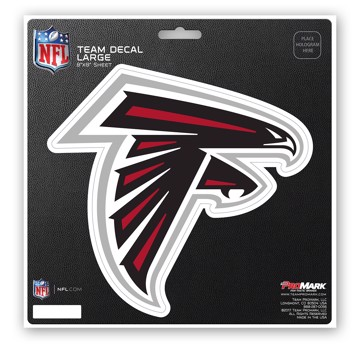 Picture of NFL - Atlanta Falcons Large Decal