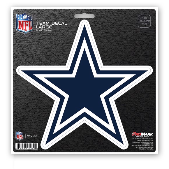 Picture of NFL - Dallas Cowboys Large Decal