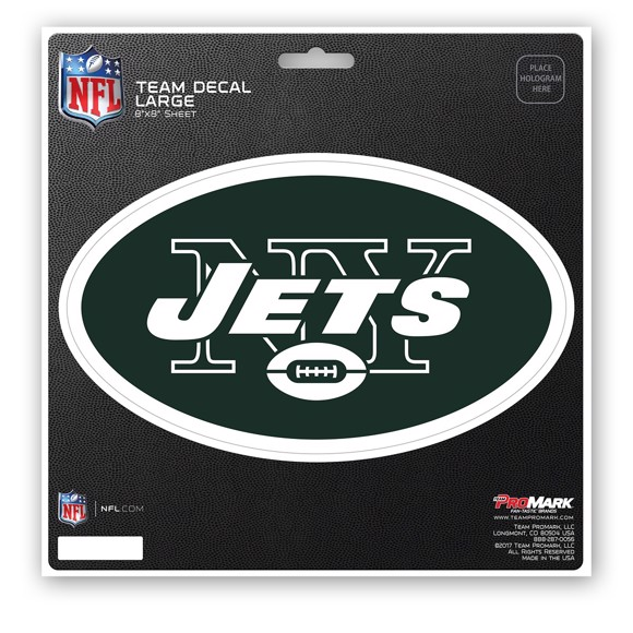 Picture of NFL - New York Jets Large Decal