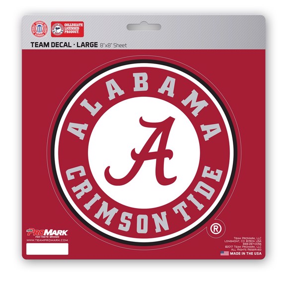 Picture of Alabama Large Decal