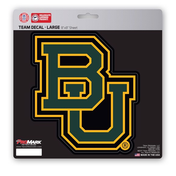 Picture of Baylor Large Decal
