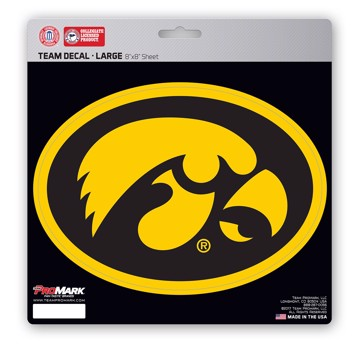 Picture of Iowa Large Decal