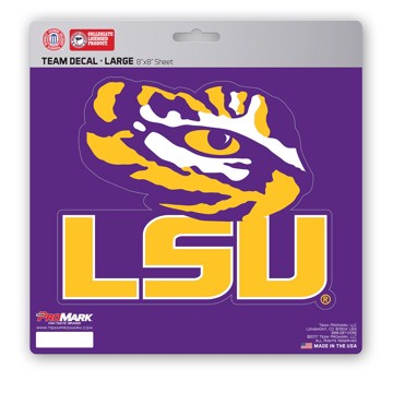 Picture of LSU Large Decal