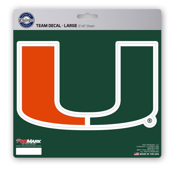 Picture of Miami Large Decal