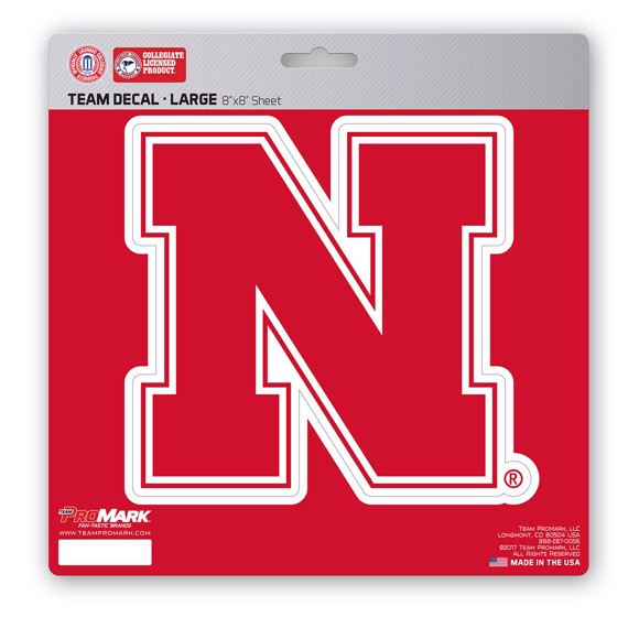 Picture of Nebraska Large Decal