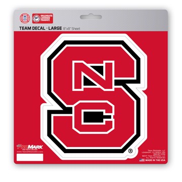 Picture of NC State Large Decal