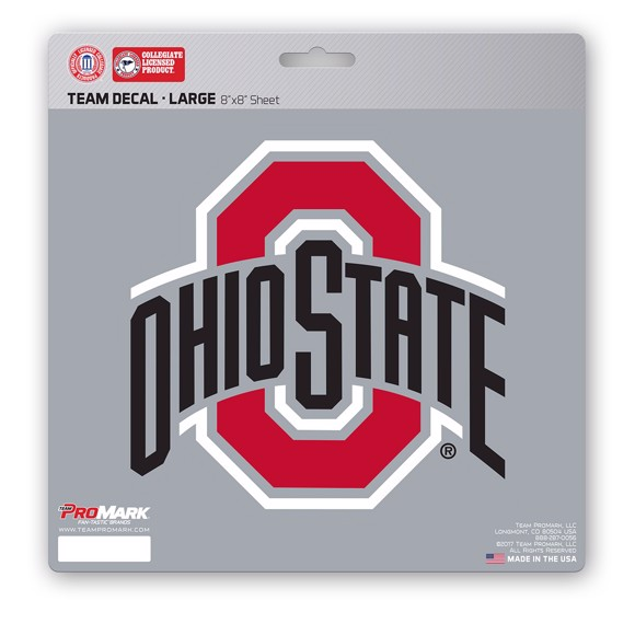 Picture of Ohio State Large Decal