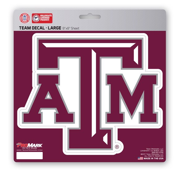 Picture of Texas A&M Large Decal