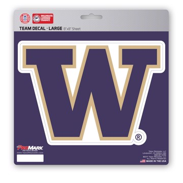 Picture of Washington Large Decal
