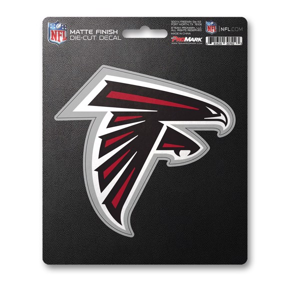 Picture of NFL - Atlanta Falcons Matte Decal