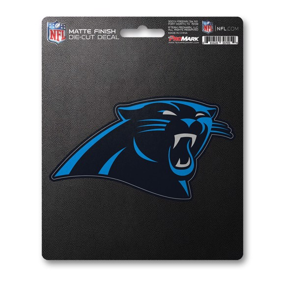 Picture of NFL - Carolina Panthers Matte Decal