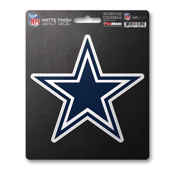 Picture of NFL - Dallas Cowboys Matte Decal
