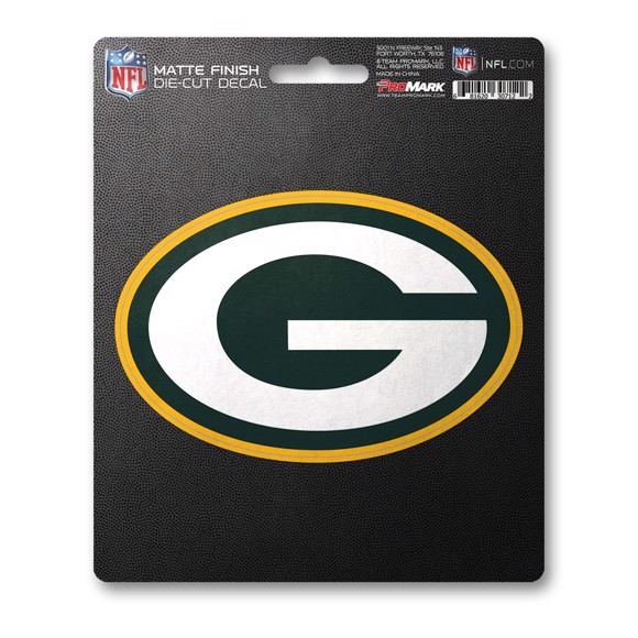 Picture of NFL - Green Bay Packers Matte Decal