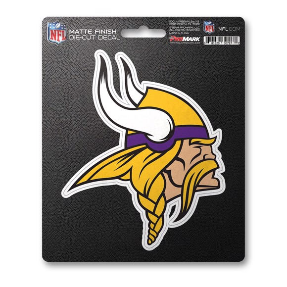 Picture of NFL - Minnesota Vikings Matte Decal