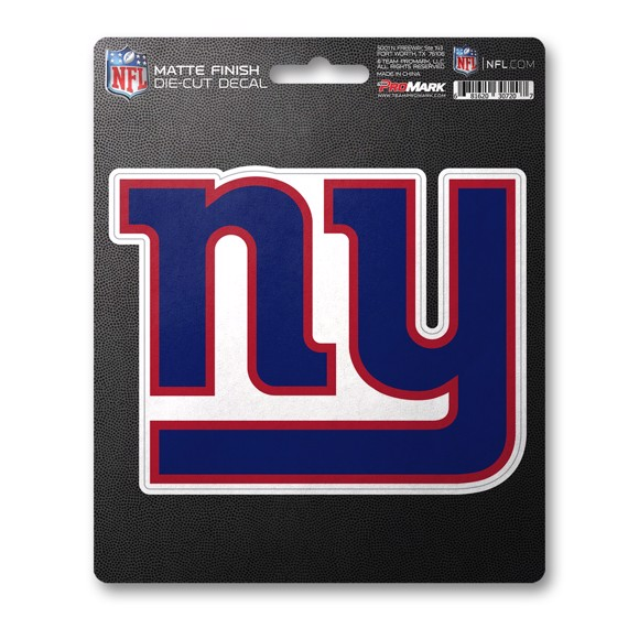 Picture of NFL - New York Giants Matte Decal
