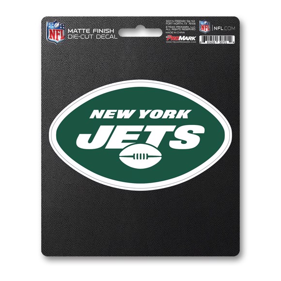 Picture of NFL - New York Jets Matte Decal