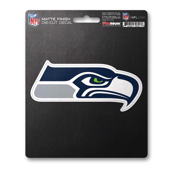 Picture of NFL - Seattle Seahawks Matte Decal