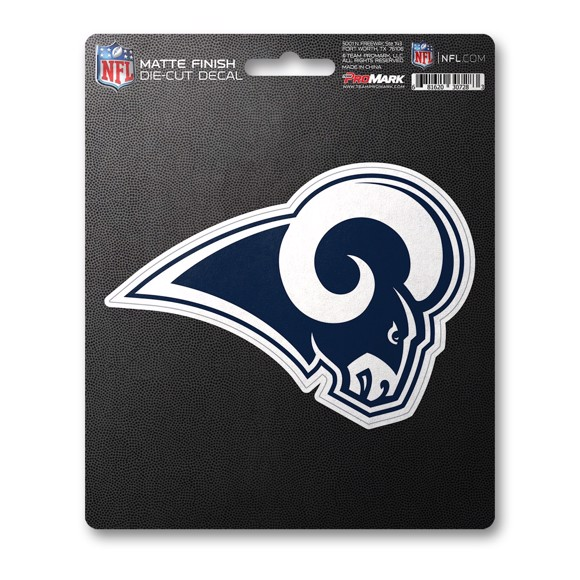 Picture of NFL - Los Angeles Rams Matte Decal